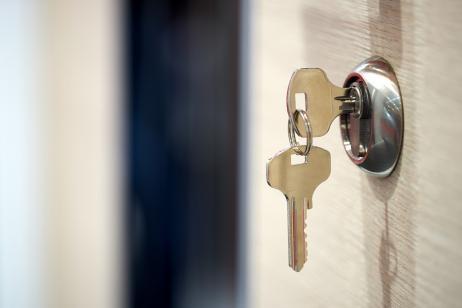 llaves olvidadas